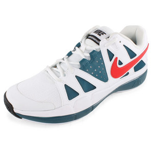 NIKE MENS AIR VAPOR ADVANTAGE SHOES WH/NT FCR