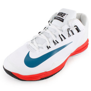 NIKE MENS LUNAR BALLISTEC SHOES WHITE