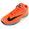 Men`s Lunar Ballistec Tennis Shoes Atomic Orange by NIKE