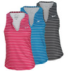 Women`s Stripe Pure Tennis Tank by NIKE