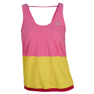 NIKE WOMENS NOVELTY TENNIS TANK