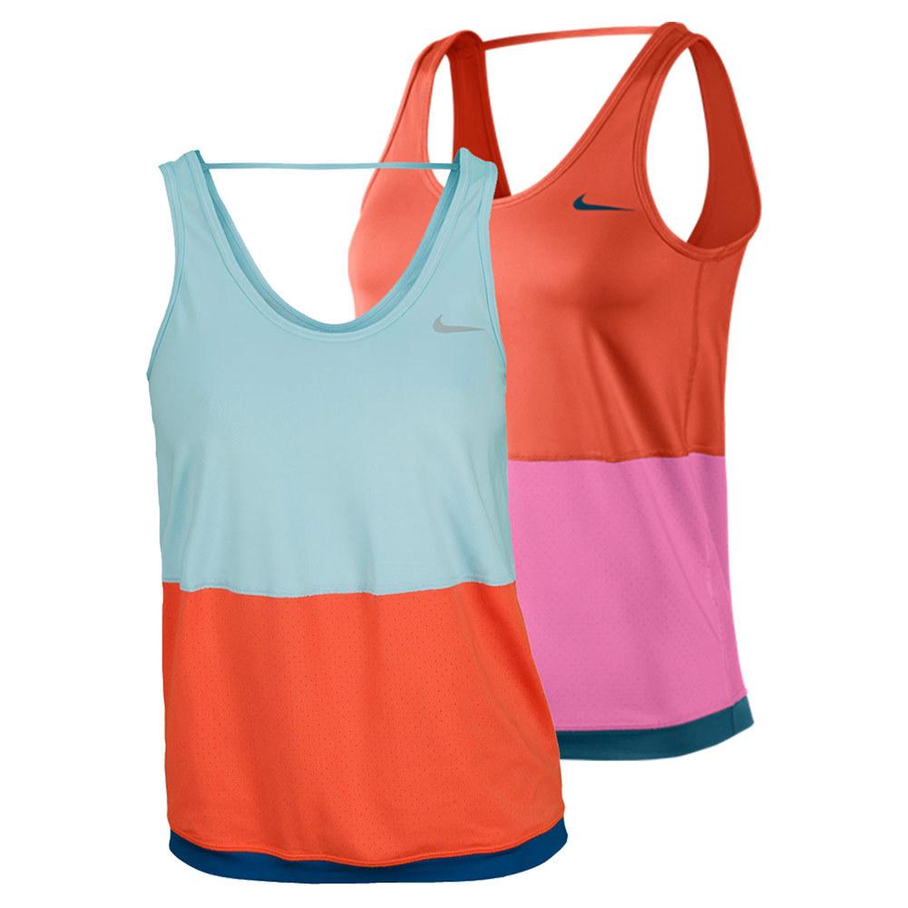 Women's Novelty Tennis Tank