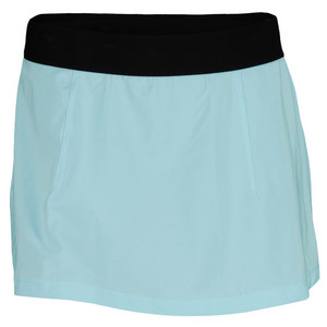 NIKE WOMENS SLAM TENNIS SKIRT GLACIER ICE
