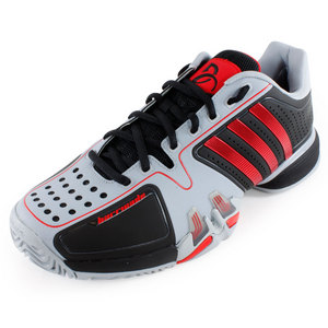 adidas MENS ADIPOWER BARRICADE 7 ND SHOES B/G