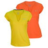 Women`s Pure Short Sleeve Tennis Top by NIKE