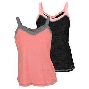 SOFIBELLA WOMENS ATHLETIC CAMI TENNIS TOP