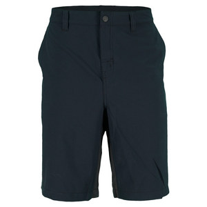 TRAVISMATHEW MENS DEPARTED TENNIS SHORT BLACK