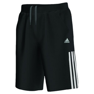 adidas BOYS RESPONSE BERMUDA SHORT BLACK/WHITE
