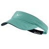 Women`s Featherlight Tennis Visor Diffused Jade by NIKE