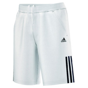 adidas BOYS RESPONSE BERMUDA SHORT WHITE/BLACK