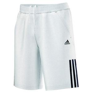 adidas BOYS RESPONSE BERMUDA SHORT WHITE/BLACK