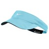 NIKE Women`s Featherlight Tennis Visor Glacier Ice