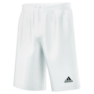 adidas BOYS TS ESSENTIAL SHORT WHITE