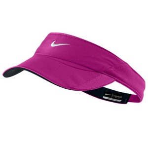 NIKE WOMENS FEATHERLIGHT VISOR BRIGHT MAGENTA