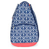 Classic Anchor Tennis Backpack by ALL FOR COLOR