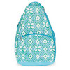 Ikat Bliss Tennis Backpack by ALL FOR COLOR