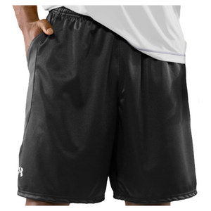 UNDER ARMOUR Men`s Coaches Short Black