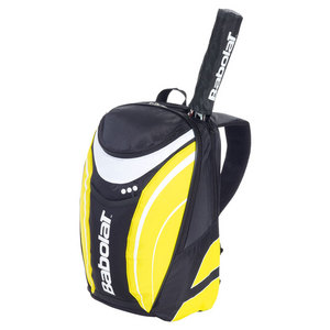 BABOLAT CLUB LINE TENNIS BACKPACK YELLOW
