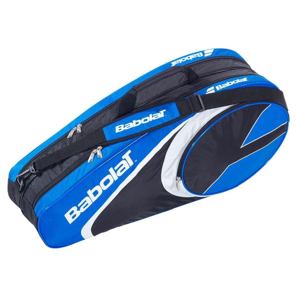Club Line 6 Pack Tennis Bag Blue
