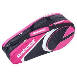 BABOLAT 2014 CLUB LINE 6 PACK TENNIS BAG PINK