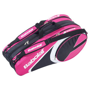 BABOLAT 2014 CLUB LINE 12 PACK TENNIS BAG PINK