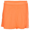 ADIDAS Girls` Adizero Tennis Skort Glow Orange