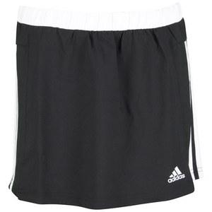 adidas GIRLS RESPONSE TENNIS SKORT BLACK/WHITE