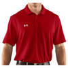 UNDER ARMOUR Men`s Performance Polo Red