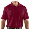 UNDER ARMOUR Men`s Performance Polo Maroon