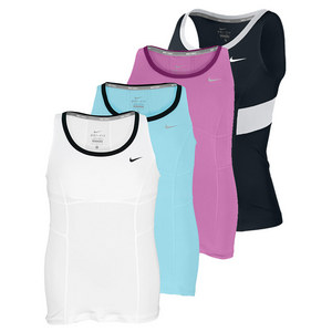 NIKE GIRLS POWER TENNIS TANK