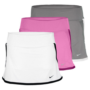 NIKE GIRLS POWER TENNIS SKIRT