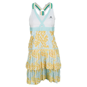 adidas WOMENS STELLA BARR AUSSIE DRESS WH/GY