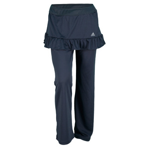 adidas WOMENS FLEUR SKIRT PANT NIGHT SHADE