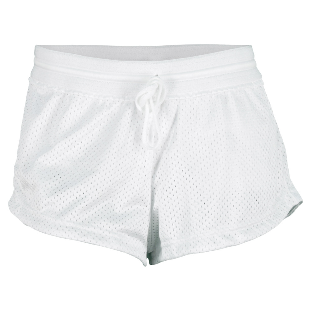 Women's Stella Mccartney Barricade 12 Inch Tennis Short White