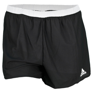 adidas WOMENS TENNIS SEQUEN CORE SHORT BK/WH