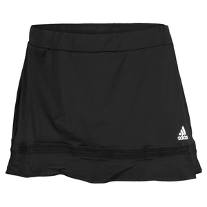 adidas WOMENS TENNIS SEQUEN CLASS 13IN SKORT BK