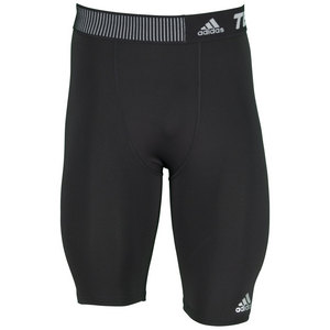 adidas MENS TECHFIT BASE SHORT TIGHT BLACK