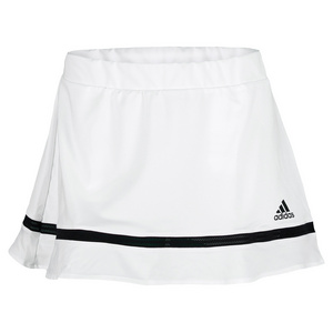 adidas WOMENS TENNIS SEQUEN CLASS 12IN SKORT WH