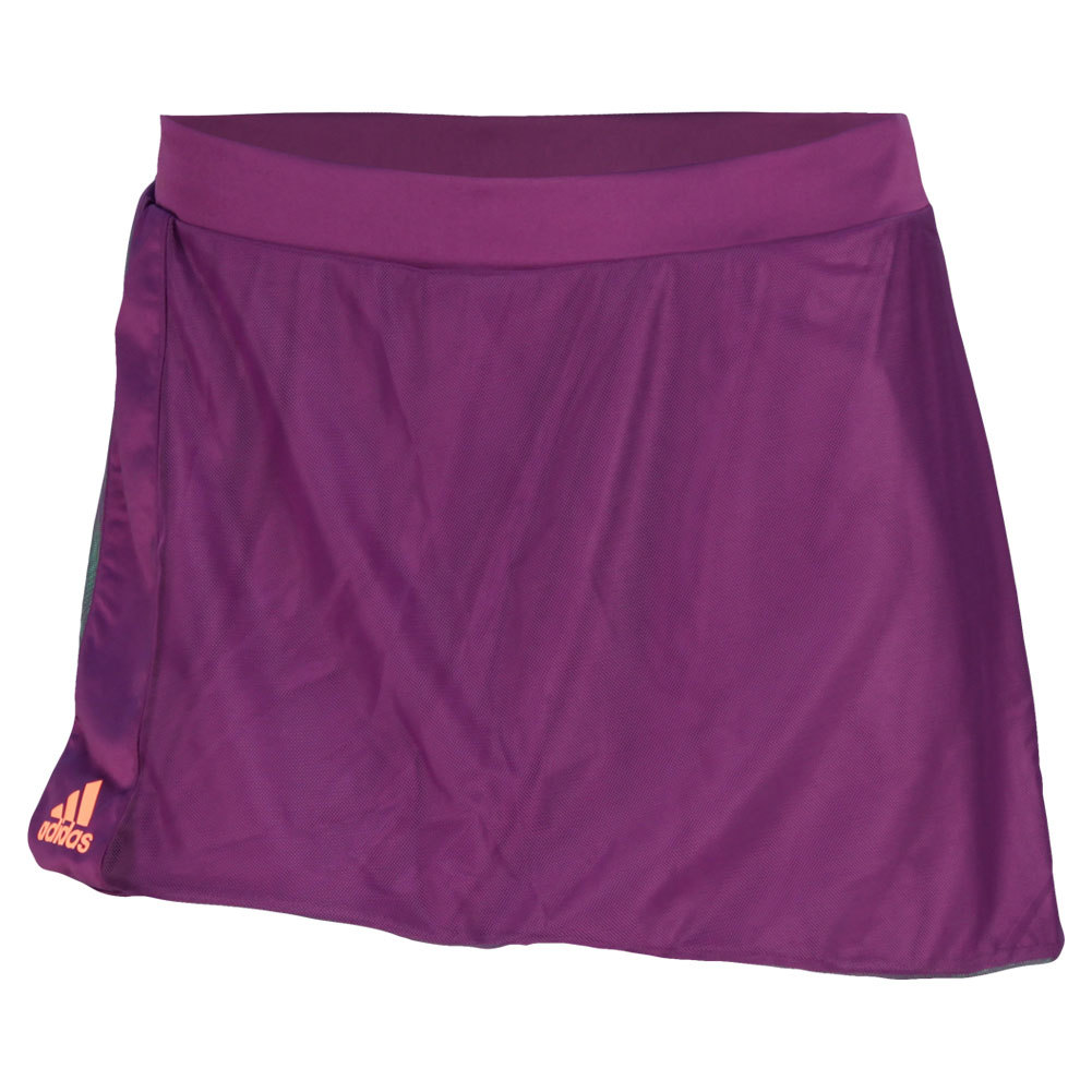 Women's Adizero 11 Inch Tennis Skort Tribe Purple