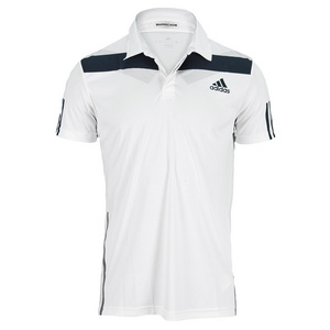 Men`s Adipower Barricade Traditional Tennis Polo White