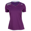 ADIDAS Women`s Clima Chill Tennis Tee Tribe Purple