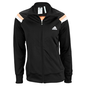 adidas WOMENS TENNIS SEQUEN ANTHEM JACKET BLACK