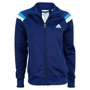 adidas WOMENS TENNIS SEQUEN ANTHEM JACKET NT BL