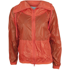 adidas WOMENS STELLA BARR WARM UP JACKET CORAL