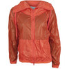 ADIDAS Women`s Stella McCartney Barricade Warm Up Tennis Jacket Coral
