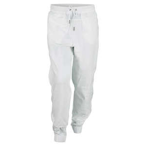 adidas WOMENS BARRICADE WARM UP PANT WHITE