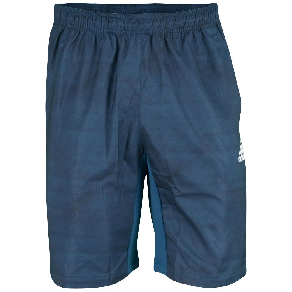 Men's Adizero Bermuda Tennis Short Tribe Blue