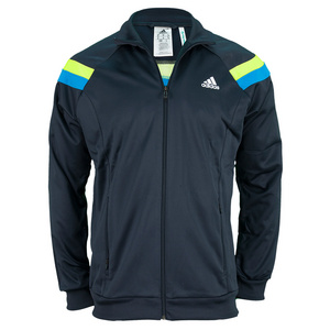 adidas MENS TS ANTHEM JACKET NIGHT SHADE
