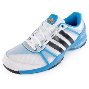adidas MENS RESPONSE CC RALLY COMP SHOES WH/BL