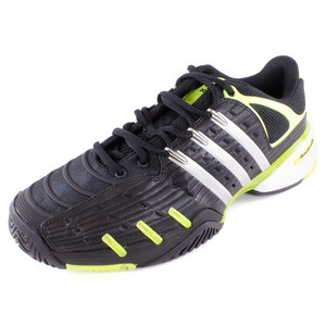 adidas MENS ADIP BARRICD V CLASSIC SHOES BK/SLM